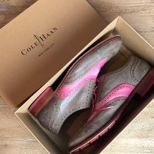 Stunning Cole Haan Men's Nike Air tech shoes 10